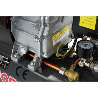 Oro kompresorius 24L 206L/min 8bar 9