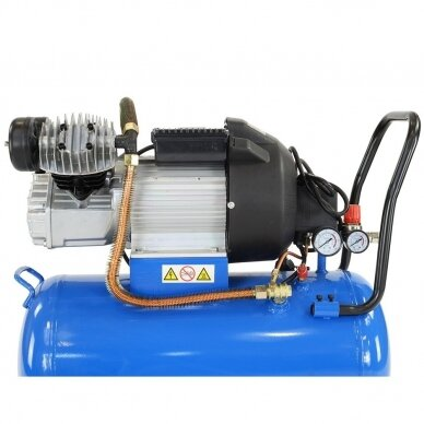 Oro kompresorius 50L 250L/min 8bar 10