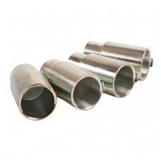 Extensions set Ø50mm h100mm (4pcs) for hydraulic lift arm