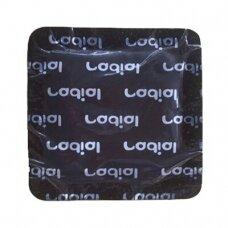 Universal square tire patch 75mm, (15pcs)