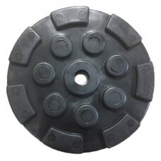 Rubber pad for QJY4.0-D. Spare part