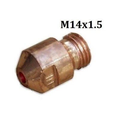 Pakaitinimo antgalis Nr.1 (3-100mm) dujiniam pjovikliui 150 P