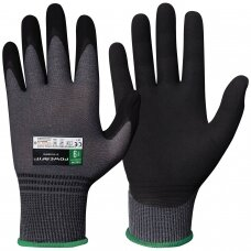 Working gloves nitrile coated (XL size) POWERFIT