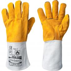 Welder's gloves (11 size) WELD ZONE