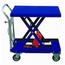 Hydraulic scissor lift table 500kg