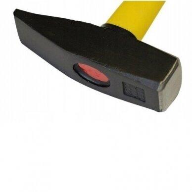 Plaktukas šaltkalviškas plastikiniu kotu. DIN1041 2