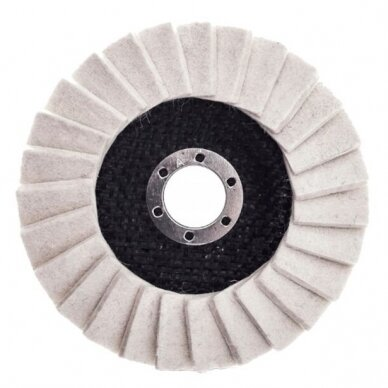 Poliravimo diskas125mm