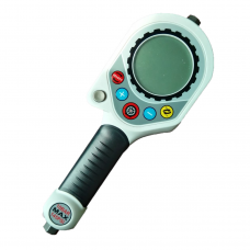 Digital tire inflating gun (rechargeable)