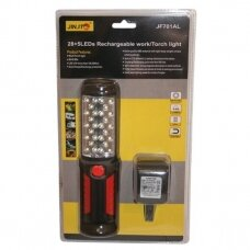 28+5 LED rechargeable work light