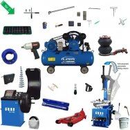 Wheel repair equipment set Nr.2