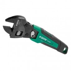 """Ratcheting adjustable wrench 8"""", L=200mm"""