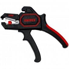 Replės laidų nuvalymui 180mm (0.2-6mm²) KNIPEX