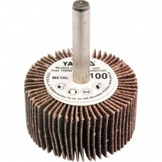 Flap disc with shaft 40x20x6mm