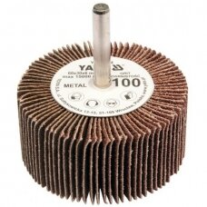Flap disc with shaft 60x30x6mm