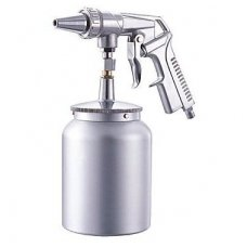 Sand blasting gun with cup 1.0kg