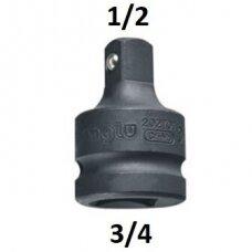 "Smūginis adapteris 3/4""(F) - 1/2""(M)"