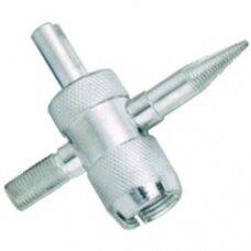 Sriegiklis ratų ventiliams (8V1, 5V1)