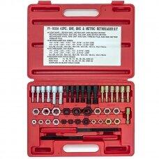 Re-thread repair set 42pcs. (M6-M12, UNF, UNC)