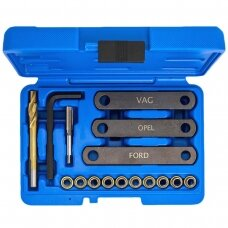 Brake caliper guide thread repair kit M9x1.25