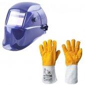 Welding masks / Gloves / Blankets