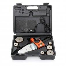 Suvirinimo aparatas termoplasto vamzdžiams (PVC) 1500W