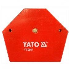 Suvirinimo kampas magnetinis 111x136x24mm