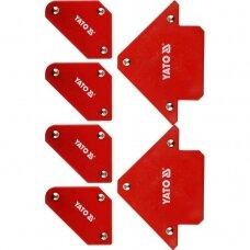 Magnetic welding holder set (6pcs)(45°-90°-135°)