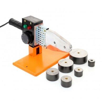 Suvirinimo aparatas termoplasto vamzdžiams (PVC) 1200W