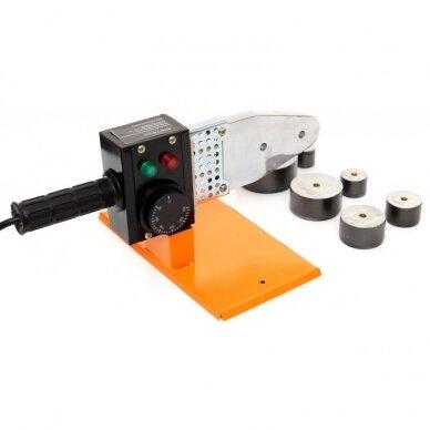 Suvirinimo aparatas termoplasto vamzdžiams (PVC) 1200W 3
