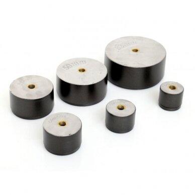 Suvirinimo aparatas termoplasto vamzdžiams (PVC) 1200W 6