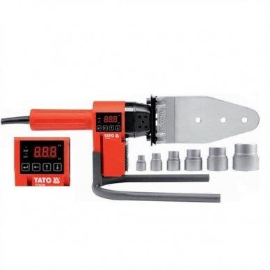 Suvirinimo aparatas termoplasto vamzdžiams (PVC) 850W