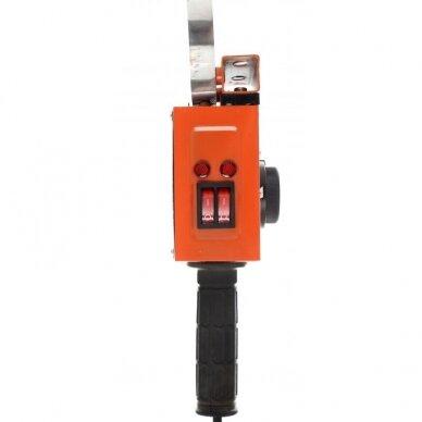 Suvirinimo aparatas termoplasto vamzdžiams (PVC) 2900W 4