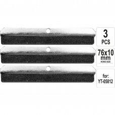 Šveitimo antgaliai (3vnt) honingavimo įrankiui 51-177mm