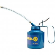 Oil can with flexible hose 200cc