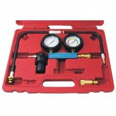 Variklio cilindrų spaudimo nuotėkio testeris (benz. var.)
