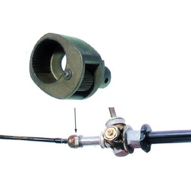 Vairo traukės/ašies nuėmimo įrankis Ø25 - 55mm 2