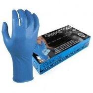 Disposable nitrile gloves (XL size), 50pcs Grippaz M-Safe 246BL