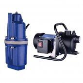 Vibration / garden pumps